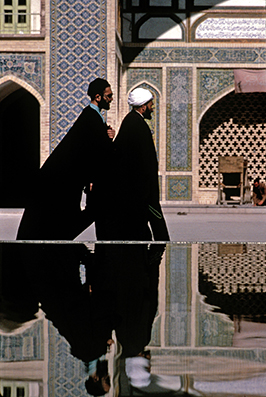 michael coyne documentary photographer and photojournalist: Newsweek/Holy city of Qom