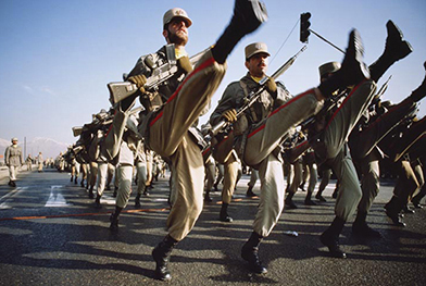 Soldiers Iran