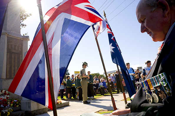 michael coyne documentary photographer and photojournalist: ANZAC Day