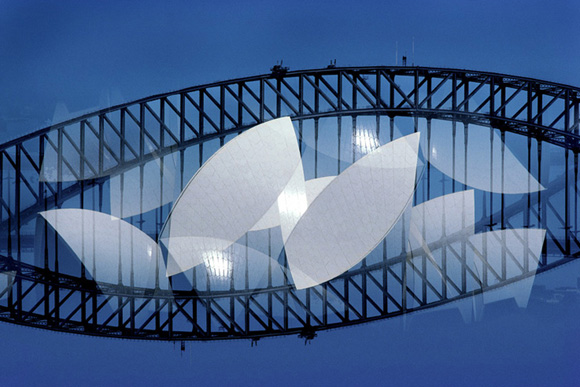 Sydney Opera House_Harbour Bridge - Australia : michael coyne documentary photographer and photojournalist