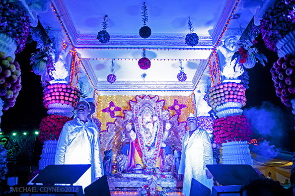 Ganesha Chaturthi festival - India : michael coyne documentary photographer and photojournalist