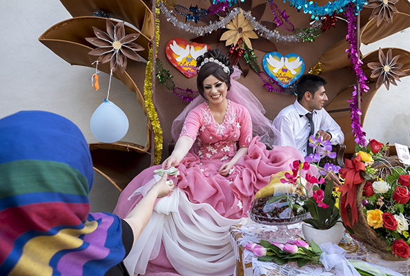 michael coyne documentary photographer and photojournalist: Village wedding - Iran