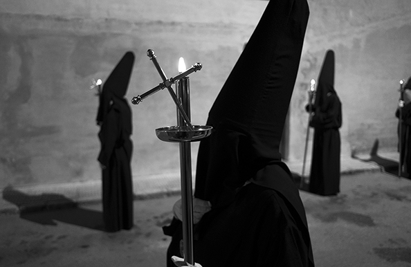 michael coyne documentary photographer and photojournalist: Easter celebrations - Spain