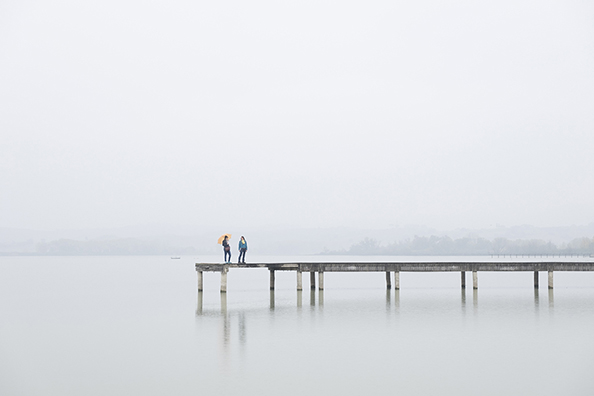 Lake Chiusi - Italy : michael coyne documentary photographer and photojournalist