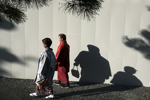 Traditional costumes - Japan : michael coyne documentary photographer and photojournalist