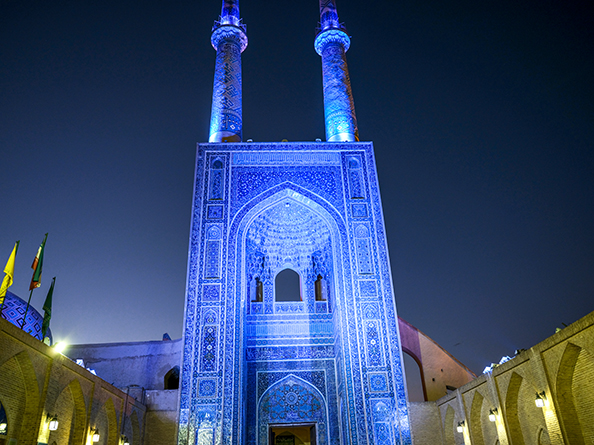 Mosque - Iran : michael coyne documentary photographer and photojournalist