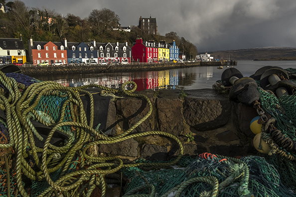 Island of Mull - Scotland : michael coyne documentary photographer and photojournalist
